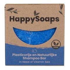 Happysoaps Shampoo bar sea in need of vitamin (70 gram)