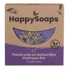 Happysoaps Shampoo bar purple rain (70 gram)