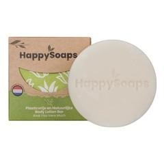 Happysoaps Bodylotion bar aloe you vera much (65 gram)