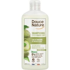 Douce Nature Shampoo normaal/droog haar amandelmelk (250 ml)
