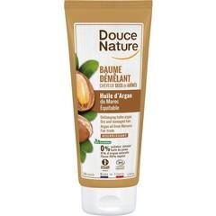 Douce Nature Shampoo droog/beschadigd haar arganolie (200 ml)