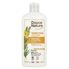 Douce Nature Shampoo anti roos palmarosa (250 ml)