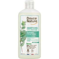 Douce Nature Shampoo vet haar eucalyptus (250 ml)