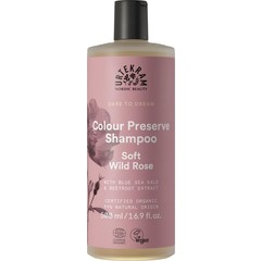 Urtekram Shampoo soft wild rose (500 ml)