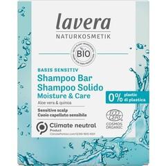 Lavera Shampoo bar moisture & care E-I (50 gram)