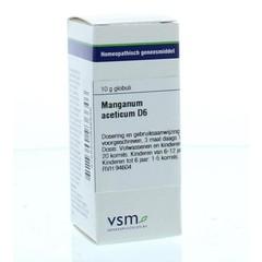 VSM Manganum aceticum D6 (10 gram)
