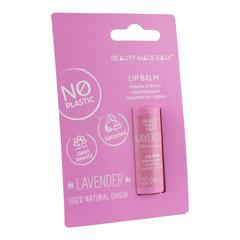 Beauty Made Easy Papertube lipbalm lavender (6 gram)