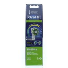 Oral B Opzetborstel cross action (2 stuks)