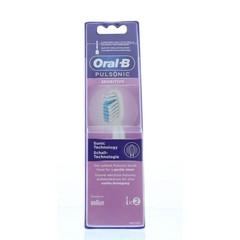 Oral B Opzetborstels pulsonic sensitive (2 stuks)
