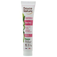 Douce Nature Tandpasta gevoelig tandvlees met aloe vera (75 ml)