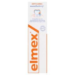 Elmex Tandpasta mentholvrij (75 ml)