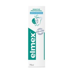 Elmex Tandpasta sensitive gentle white professional (75 ml)