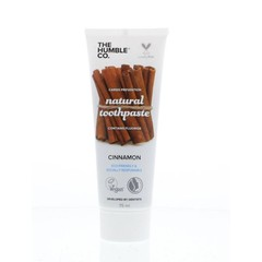 The Humble Co Tandpasta cinnamon (75 ml)
