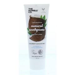 The Humble Co Tandpasta coconut salt (75 ml)