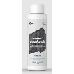 The Humble Co Mondwater charcoal (500 ml)