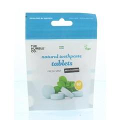 The Humble Co Dental tablets met fluor (60 tabletten)