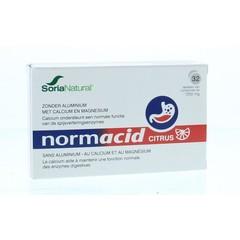 Soria Normacid (32 tabletten)