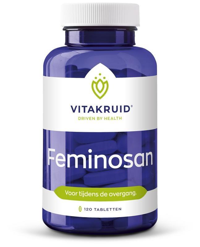 Vitakruid Feminosan (120 tabletten)