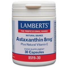 Lamberts Astaxanthine 8 mg (30 capsules)