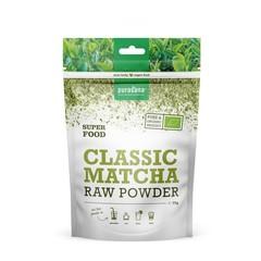 Purasana Matcha powder classic vegan bio (75 gram)