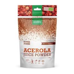 Purasana Acerola powder vegan bio (100 gram)