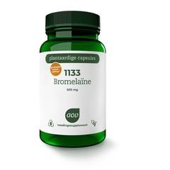 AOV 1133 Bromelaine (30 vcaps)