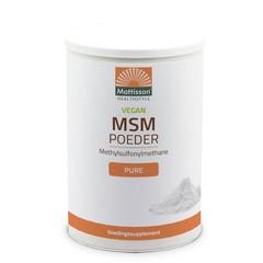 Mattisson MSM poeder vegan (550 gram)