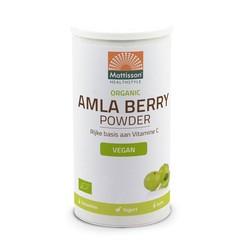 Mattisson Organic amla berry bio (220 gram)