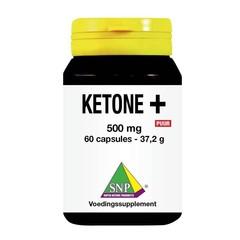 SNP Ketone + 500 mg puur (60 capsules)