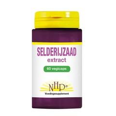 NHP Selderijzaad extract 500 mg (60 vcaps)