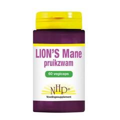 NHP Lions mane (pruikzwam) (60 vcaps)