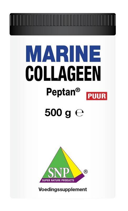 SNP Marine collageen peptan puur (500 gram)