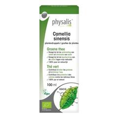 Physalis Camellia sinensis bio (100 ml)