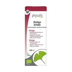 Physalis Ginkgo biloba bio (100 ml)
