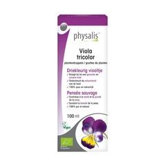 Physalis Viola tricolor bio (100 ml)