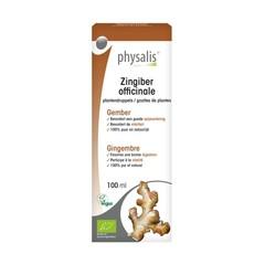 Physalis Zingiber officinale bio (100 ml)