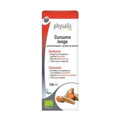 Physalis Curcuma longa bio (100 ml)