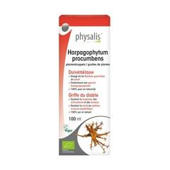 Physalis Harpagophytum procumbens bio (100 ml)