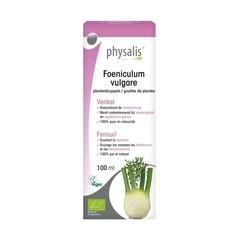 Physalis Foenicum vulgare bio (100 ml)