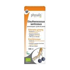 Physalis Eleutherococcus senticosus bio (100 ml)