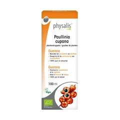 Physalis Paullinia cupana bio (100 ml)