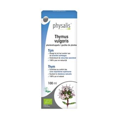 Physalis Thymus vulgaris bio (100 ml)