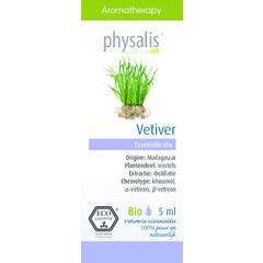 Physalis Vetiver bio (5 ml)