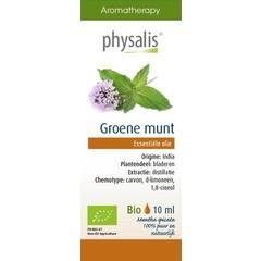 Physalis Groene munt bio (10 ml)