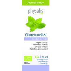 Physalis Citroenmelisse 5% bio (10 ml)