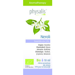Physalis Neroli 5% bio (10 ml)