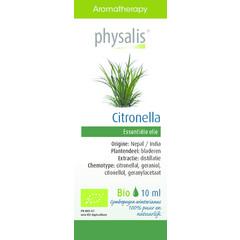 Physalis Citronella bio (30 ml)