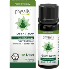 Physalis Synergie green detox bio (10 ml)