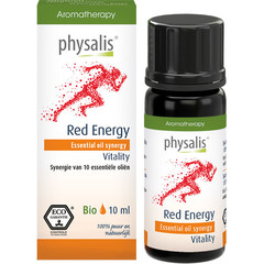 Physalis Synergie red energy bio (10 ml)
