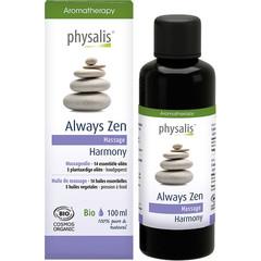 Physalis Massageolie always zen bio (100 ml)